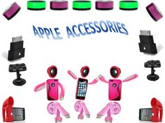 apple accessories At esourceparts we have a huge collection of apple accessories. http://www.esourceparts.ca/index.php/apple-accessories.html