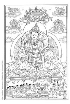 Creative Haven Tibetan Desgins Coloring Book Dover Publications