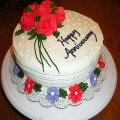 23 Best Happy Anniversary Pictures Images Cake Images Cake