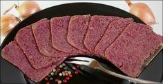 Deutsches Corned Beef ganz mager | Wurst und Schinken selber machen