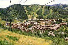 Deer Valley Resort's amenities include ski valets, tours, ski storage, parking shuttles and perfectly groomed slopes. Deer Valley Resort, Love Park, Visitors Bureau, Media Images, Summer Winter, Future Travel, Park City, Perfect Place, Utah