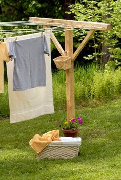 Clothesline beauty