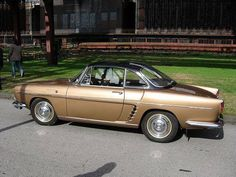 Renault Flouride from the mid 60s.