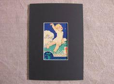 French Vintage Stamp Against Tuberculosis 1931 par LArriereBoutique