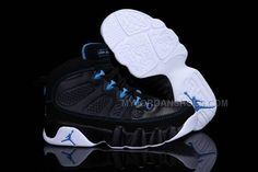 Simple Operate Kids Nike Air Jordan 9 Ix Shoes In Black And Blue On Sale Have a Great Popularity Cheap Nike Kids Shoes, Jordan Shoes For Kids, Cheap Jordan Shoes, New Jordans Shoes, Michael Jordan Shoes, Kids Jordans, Air Jordan Shoes, Kid Shoes, Retro Jordans