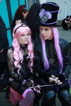 Goth datingside UK