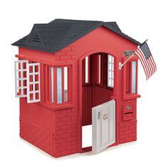 Little Tikes Cape Cottage Playhouse & Reviews | Wayfair
