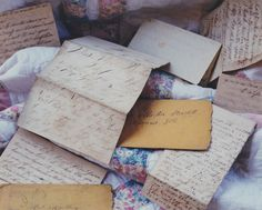 Civil War Letters (!) owned by my father, who was from Memphis -- and I traced the family lineage to the author.