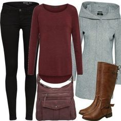 Riding Boots, Leather Jacket, Jackets, Outfits, Shoes, Fashion, Studded Leather Jacket, Down Jackets, Outfit