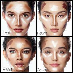 Lip contouring tip for fuller lips . - Make up hacks - - Lip contouring tip for fuller lips … – Make up hacks Beauty Tipps – Konturierung Konturierung Best Contouring Products, Makeup Contouring, Makeup 101, Highlighter Makeup, Contouring And Highlighting, Beauty Makeup, Makeup Looks, Eye Makeup, Hair Makeup