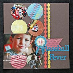 My Crafty World: Baseball Fever