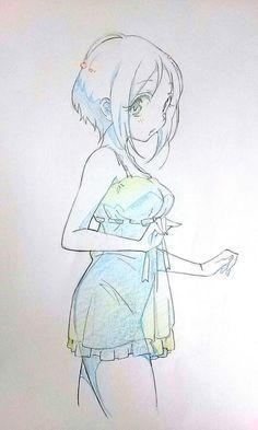 Hello les amis! L'animatrice Suzuki Miho dessine des jolies filles voire coquines avec son crayon bleu. Comme la plupart des dessinateurs asiatiques, elle a fait un dessin pour fêter l'année du mouton. Il représente une fille cosplayée en mouton. N'est-elle pas mignonne ? N'hésitez pas à poster vous aussi vos dessins sur la communauté !