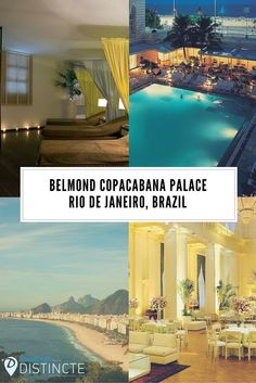16681abd31b5 The Belmond Copacabana Palace is widely admired as one of the best hotels  in Brazil known
