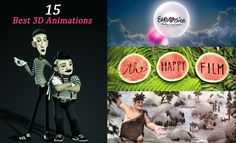 15 Awesome 3D Animated Short Films, 3D Animation and Motion Graphics videos
