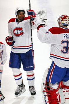 Carey Price, PK Subban, Canadiens Montreal
