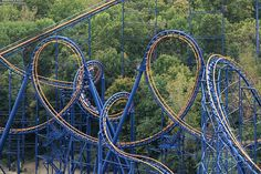 vortex roller coaster ohio