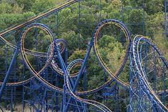 vortex roller coaster ohio