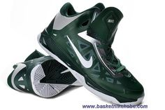 new style 56076 28906 Nike Zoom Hyperchaos 535272 300 Hommes Gorge Vert Blanc MetTousic Argent  Vente Nike Kd Vi,