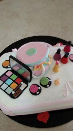 Vanity cake