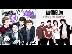 I Feel Like Dancing Like A Reject- 5SOS + All Time Low
