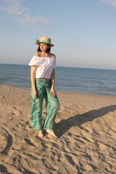 SUGAR LANE Silk Pants, Sugar, Style Inspiration, Hats, Clothes, Vintage, Fashion, Closets, Outfits