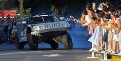 ra Robby Gordon-Andy Grider-Hummer H3-Dakar 2009