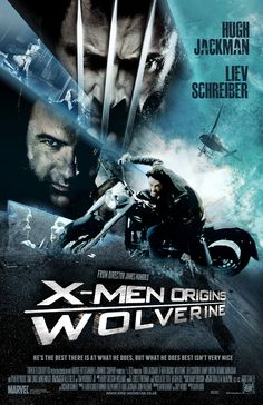x-men origins wolverine poster - Recherche Google