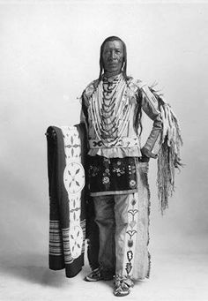 Kuan Alarkon Marivil High Eagle - Blackfoot - circa 1925