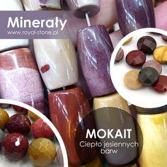 azwy dla niego są różne: mokait, mookait lub jaspis mokait. Pod nimi kryje się rzadki kamień o charakterystycznej, niezwykle ciepłej i harmonijnej kolorystyce, która czyni go jedynym w swoim rodzaju kamieniem ozdobnym. Dowiedzmy się nieco więcej o tajemniczym mokaicie. Wire Wrapping, Fruit, Crystals, Stone, Blog, Rock, Crystal, Rocks, Crystals Minerals