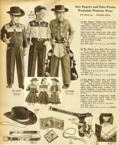 Cowboy Hats and Outfits