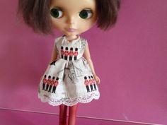 Blythe Dress- London