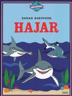 boktips till barnen & vi Hajar