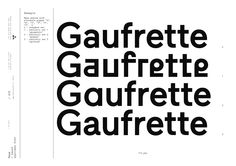 Maax: a typeface created by Damien Gautier. For sale on http://www.editions205.fr Maax is a typeface with 4 stylistic sets: geometric, modern, grotesk Designer: Damien Gautier Date: 2011-2012 Cut: Regular, Italic, Medium, Medium italic, Bold, Bold italic, Black Format: OpenType Glyphes: 471  Plus de découvertes sur Déco Tendency.com #deco #design #blogdeco #blogueur