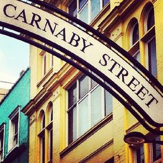 CENTRAL: The epicentre of 'Swinging London' in the Carnaby is home to numerous fashion and lifestyle retailers, including a large number of independent boutiques. Places Ive Been, Places To Go, Pop Up, All The Young Dudes, Psychedelic Colors, Swinging London, Carnaby Street, British Style, British Fashion