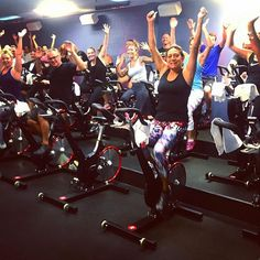 Three Cheers to the weekend! Grab your favorite workout buddy and book those bikes or you spot at the Barre! We're so excited to start the weekend healthy and sweaty at Cycology.  Such great classes to choose from, reserve your spot now: 7:15am Ride 'N Rip with Jana  8:15am Ride to the Barre with Johnny (Cycle) and Allyson's debut Barre class 9:30am Barre Blast with Allyson (focused on Core Stability) 9:30am Cycle With Zach • • • • • • • • • • • • • • • • • • • • #workout #fit…