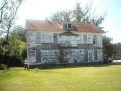 Ava Gardner's home during her teens. Wilson County