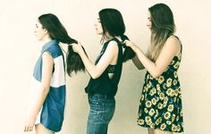Haim- the three musical sisters who are rocking the music world!