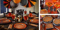 Gothic Greetings Halloween Party Supplies-Party City