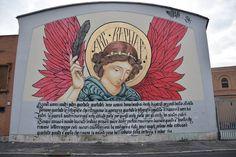 Mr. Klevra - Italian Street Artist - Roma (IT) - 11/2015 - |\*/| #mrklevra #streetart #italy