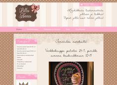 Lastenvaatteita myyvä Lilla Anna toteutti verkkokauppansa Kotisivukoneen Avaimet käteen -palvelun avulla.