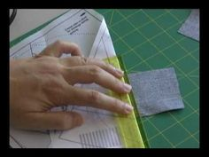 Karen Johnson, of Connecting Threads, teaches you the most common version of Foundation Piecing - usually known as Paper Piecing. Achieve perfect points on tiny blocks with just a few easy tips. Quilting Tips, Quilting Tutorials, Machine Quilting, Sewing Tutorials, Diy Quilt, Quilts, Paper Pieced Quilt Patterns, Patchwork Quilting, Foundation Paper Piecing