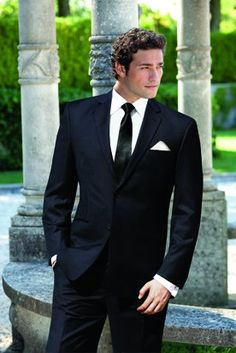 Formal Tuxedo For Wedding Suits Black Custom Made Suit Groom High Quality Prom Dress The Best Man