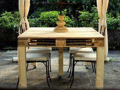 Sinonimo tavolo ~ Tavolo recyclart tavolo mobili e pallet
