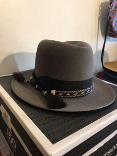 Sombrero de paja chileno conocido como