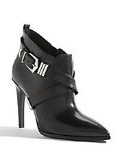 Elin Kling for Marciano - Eridget Bootie: I want to live in these strappy booties all season long! #EKforMarciano #StyleMeKling