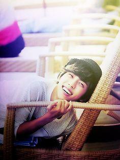 Dongwoo -Infinite H lol cute