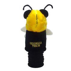 Georgia Tech Yellowjackets NCAA Mascot Headcover