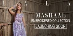 Mashaal Eid Embroidered Collection 2017 By Lala TextileMashaal Eid Embroidered Collection 2017 By Lala Textile http://www.styling.pk/mashaal-eid-embroidered-collection-2017-by-lala-textile.html #Mashaal #Eid #EmbroideredLawn #Collection #Lawn2017 #LalaTextile