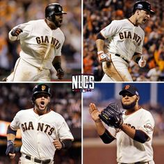 Sf giants are headed to the world series 2014 , third time in 5 years!