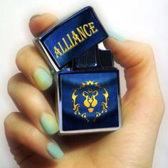 Alliance Metallic Lighter